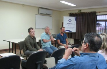 Produção agroecológica e organismos geneticamente modificados são temas de seminário
